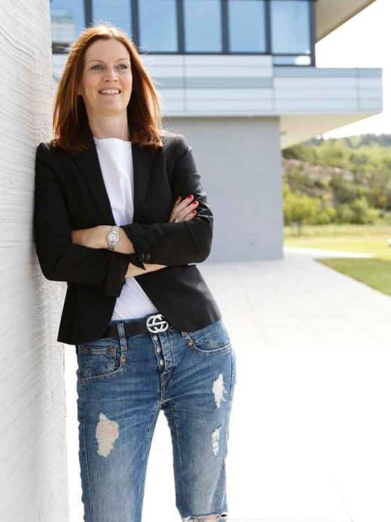 Mayflower Capital Partner Simone Maletz